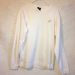 Nike crew neck (stained) (make your own tie-dye)